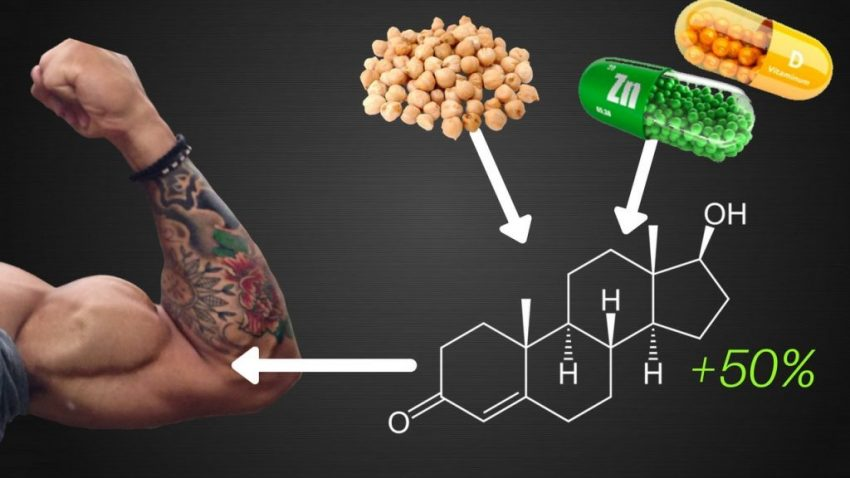 increase the production of testosterone levels naturally